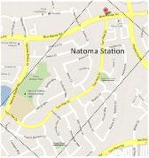 Map for Natoma Station